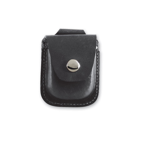 Charles Hubert Black Leather Holder For Up To 42mm Pocket Watch XWA3322