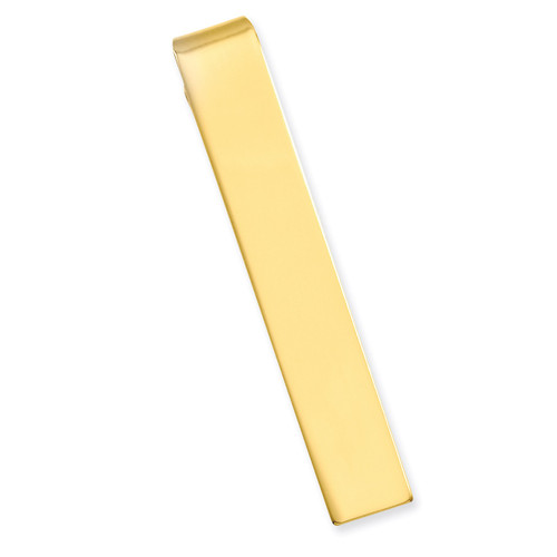 Kelly Waters Tie Bar Gold-plated Polished GP3772