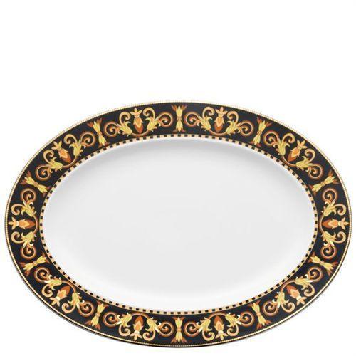 Versace Barocco Platter 13 1/4 inch