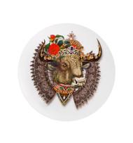 Vista Alegre Christian Lacroix - Love Who You Want Dessert Plate Queenbull MPN: ˜21124770