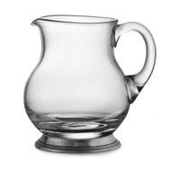 Arte Italica Taverna Small Glass Pitcher MPN: P2943