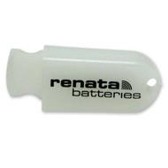Renata Hearing Aid Battery Holder Key Ring JT4753