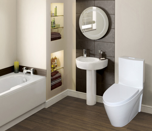 European Toilet One Piece for bathroom design ideas