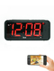 WiFi Alarm Clock Hidden Camera East to Set Up