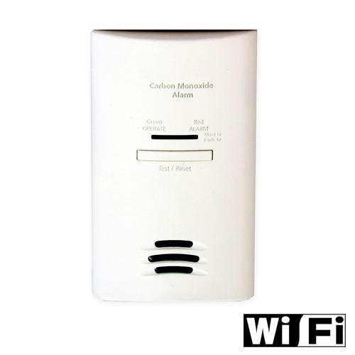 Carbon Monoxide Detector WiFi Hidden Camera