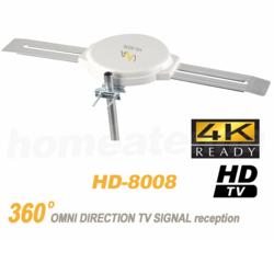 4K Omnidirectional TV Antenna OmniPro HD-8008