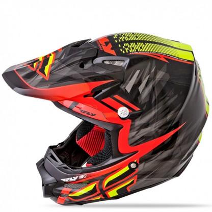Fly Racing F2 Carbon Andrew Short Replica Helmet