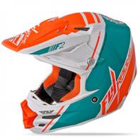 Fly Racing F2 Carbon Trey Canard Replica Helmet