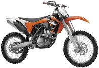 KTM 2011 350SX MX BIKE 1:12