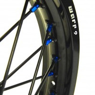 WARP 9 WHEELSET -Yamaha- Front and Rear Included