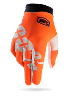 100% Gloves -iTrack- Cal-Trans