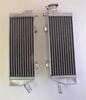 Warp 9 Husaberg Radiator