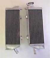 Warp 9 GAS GAS Radiator