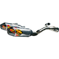 FMF Factory 4.1 RCT Complete Exhaust With Stainless Megabomb Header - Dual