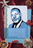 Martin Luther King Christmas cards pack of 8