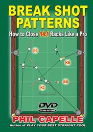 Break Shot Paterns (Book & DVD combo)
