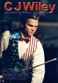 CJ Wiley's Ultimate Pool Secrets - Vols. 1, 2, &3 * (On One DVD)