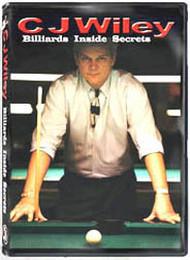 CJ Wiley: Billiards Inside Secrets (DVD)