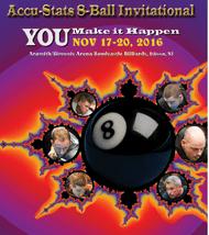 Rodney Morris vs. Shane Van Boening (DVD)   2016 8-Ball Invitational