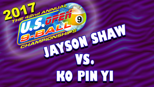 Shaw makes a spectacular comeback against Ko Pin Yi...again!
