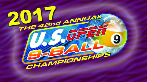 The 2017 U.S. Open Complete Set.