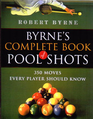 Byrne's Complete Book of Pool Shots New!