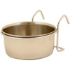 Stainless Steel Coop Cup & Hanger - 2 Sizes