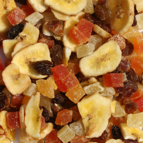 Tidymix Fruit Treats 500g - Human Grade