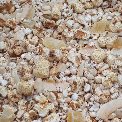 Tidymix Four Puffed Crunch Treat Mango & Coconut - 100g