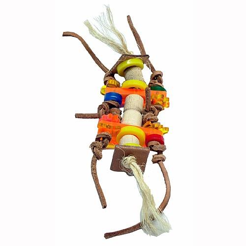 Yogli Foot Parrot Toy