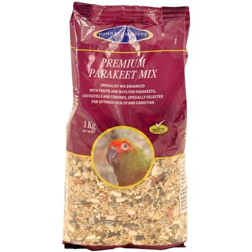 Johnston & Jeff Premium Parakeet Mixture