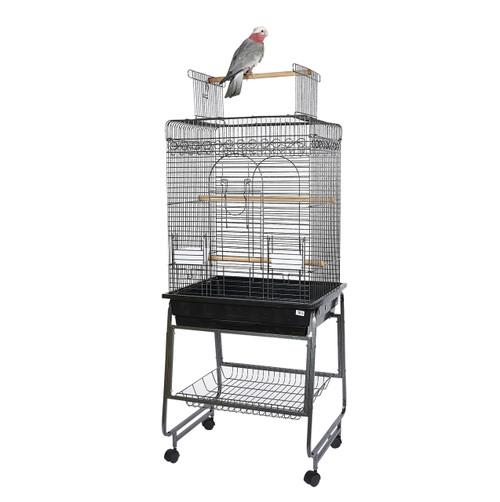 Kookaburra Cedar Play Top Parrot Cage