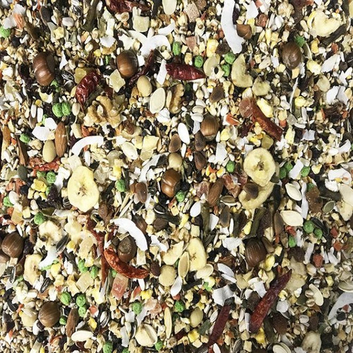 Cockatoo Parrot Natural Seed Mix