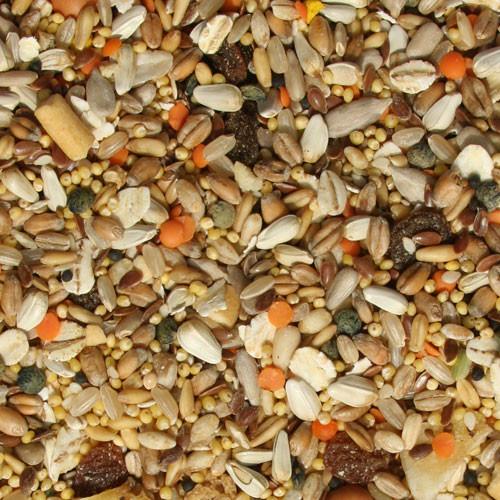 Tidymix High Quality Parakeet Seed Blend Food 2,3kg