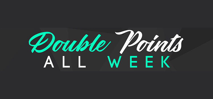 Earn Double Points This Week at Parrot Essentials
