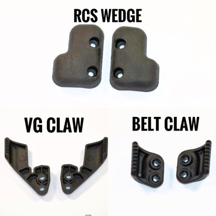 Wedge, claw, or both?