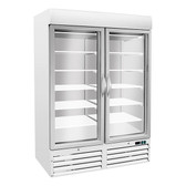 SD930 Colorbond Display Freezer