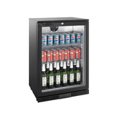 LG-138HC Under Bench Single Door Bar Cooler