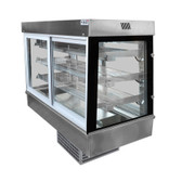 Belleview Square Drop-in Chilled/Heated Display Cabinets SC series-SCHT12