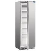 Polar Single Door Freezer 365Ltr Stainless Steel