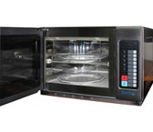 Commercial Microwave 1800W 34L