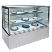 Bromic - Glass Cake Display - LED Lighting - 1500mm - CD1500