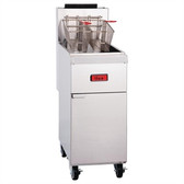 Thor Natural Gas Heavy Duty Deep Fryer