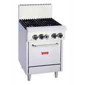Thor 4 Burner Natural Gas Oven