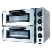 EP2S Compact Double Pizza Deck Oven
