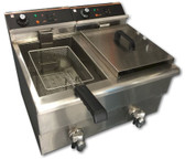 Double Deep Fryer