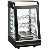 Pie Warmer & Hot Food Display - PW-RT/380/TG
