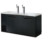 UDD-3 Wide Double Door Beer Dispensers