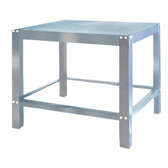 TP-2-SD-S Stainless Steel Stand