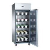 GE800BT Stainless Steel Cabinet Freezer